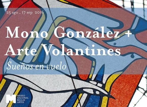 Mono Gonzalez Arte Volantines MNBA