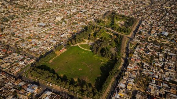 © Flickr Usuario: Gobierno Parque La Castrina, San joaquín. de Chile