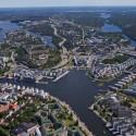 Barrio Hammarby Sjöstad, Estocolmo © Departamento de Desarrollo Urbano de Estocolmo