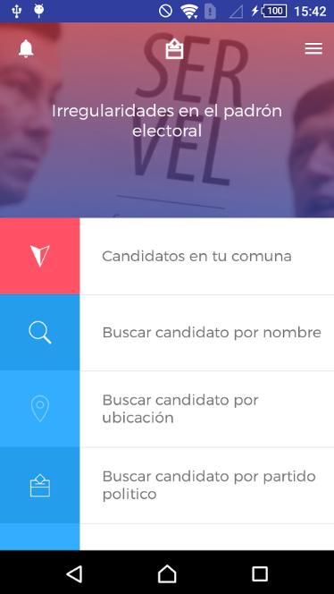 Candidatos Municipales Chile 2016