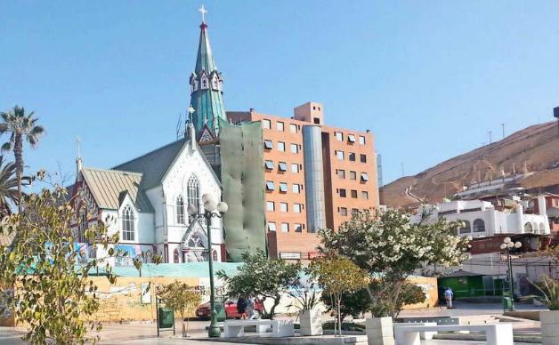 Catedral Arica