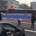 Pista Solo Bus Recoleta Independencia