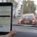 Uber en Chile