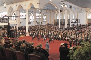 Catedral Evangelica restauracion