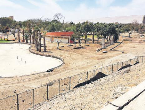 Parque Bicentenario Arica