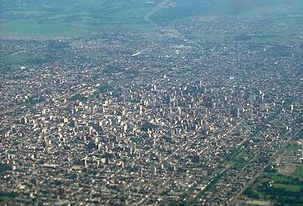 ciudades poblacion mundial