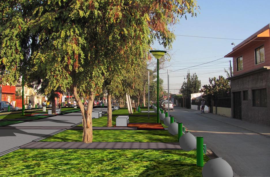 Cortesía Municipalidad de Conchalí para Plataforma Urbana