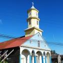 Iglesia Chonchi Foto por Roberto Herrera Wikimedia Commons