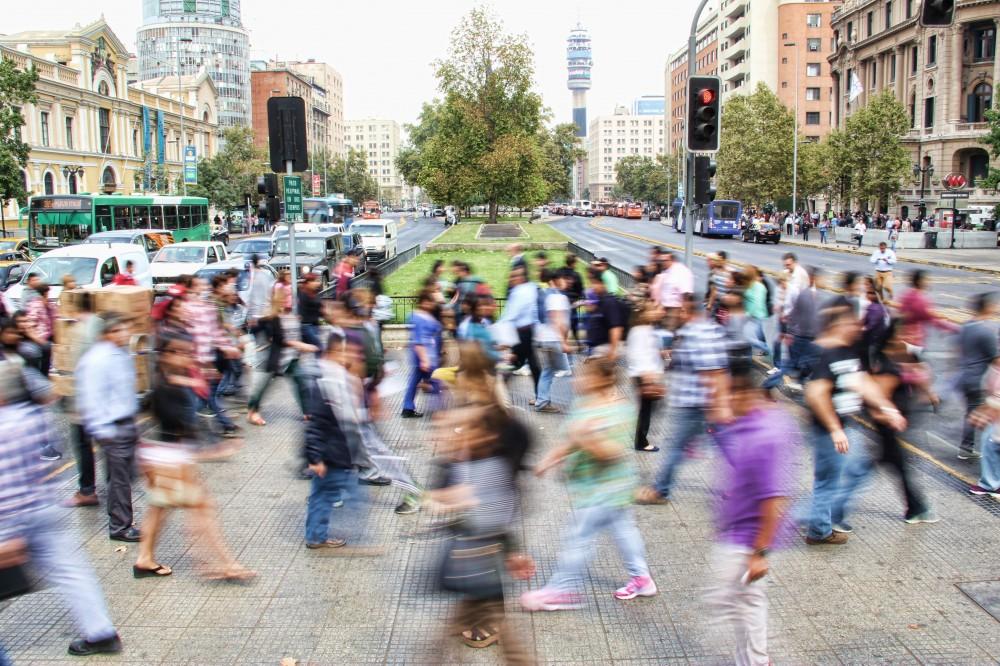 Santiago, Chile. © Mauro Mora. Licencia: CC0 1.0