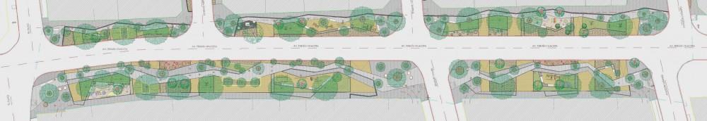 Planta Detalle. Cortesía Municipalidad de Conchalí para Plataforma Urbana
