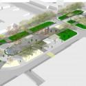 Plaza La Palmilla. Cortesía Municipalidad de Conchalí para Plataforma Urbana