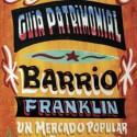 """Portada """"Guía Patrimonial Barrio Franklin""""."""