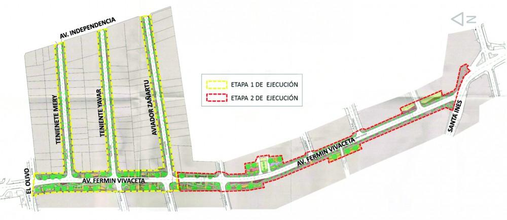 Presentación 1 y 2. Cortesía Municipalidad de Conchalí para Plataforma Urbana