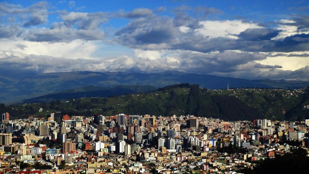 Quito Ecuador Flickr Usuario CristianIS Licencia CC BY 2.0)