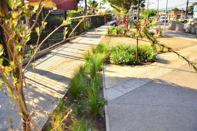Ruta Patrimonial Vivaceta, Etapa 1. Cortesía Municipalidad de Conchalí para Plataforma Urbana