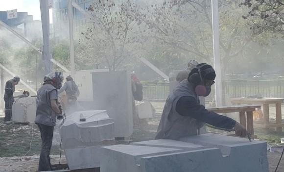 Simposio Parque de las Esculturas 1