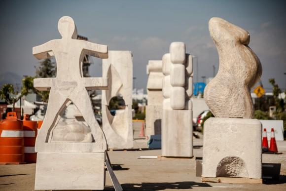 Simposio Parque de las Esculturas 2