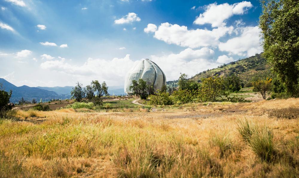 Cortesía de la Asamblea Espiritual Nacional de los Bahá'ís de Chile + Hariri Pontarini Architects