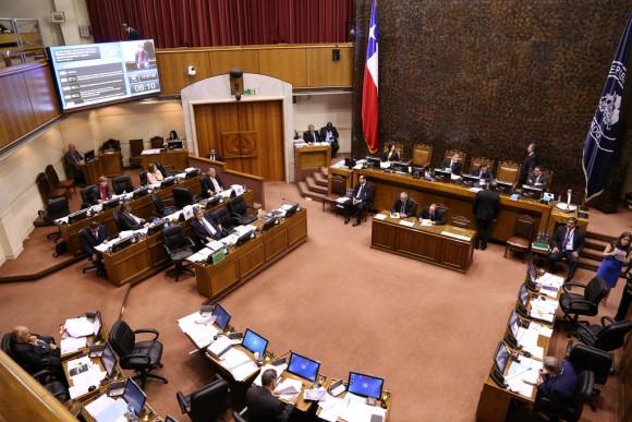 Votación del proyecto de ley de elección de Gobernadores Regionales. © SUBDERE