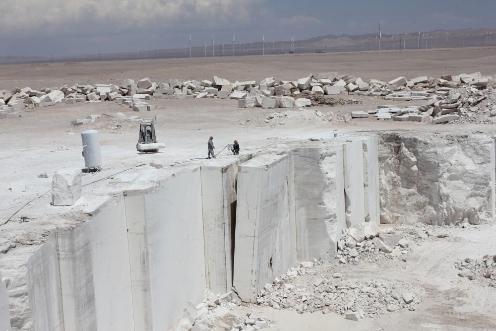 1 plataforma urbana for Distribuidoras de marmol en chile