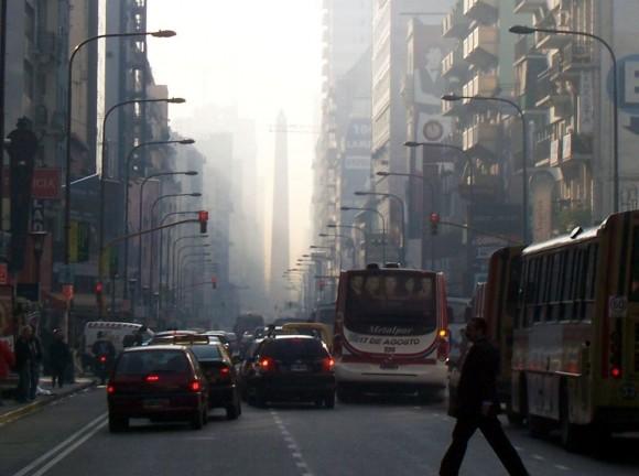 Planes para triplicar la restricci n vehicular en el for Interieur forma buenos aires