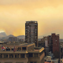 Incendio Quebrada de la Plata Maipu
