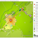 Estructura urbana de la ciudad de Balcarce.