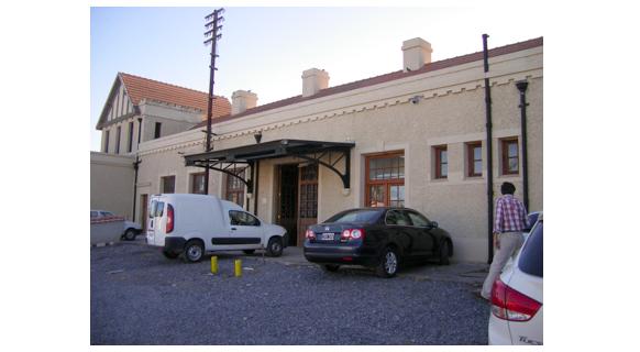 Refacción, refuncionalización y puesta en valor de la Estación de Trenes Balcarce