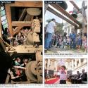 Dia del Patrimonio Ninos Chile