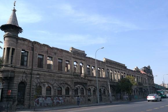 Cervecería EbnerCervecería Ebner, Av. Independencia. Cortesía Independencia Cultural para Plataforma Urbana