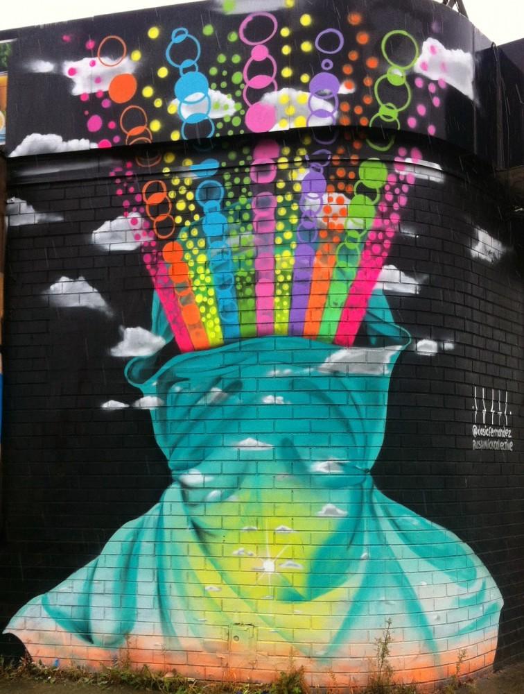 Brooklyn, Nueva York (2014). Cortesía Dasic Fernández