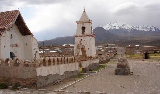 Huara Wikimedia Commons