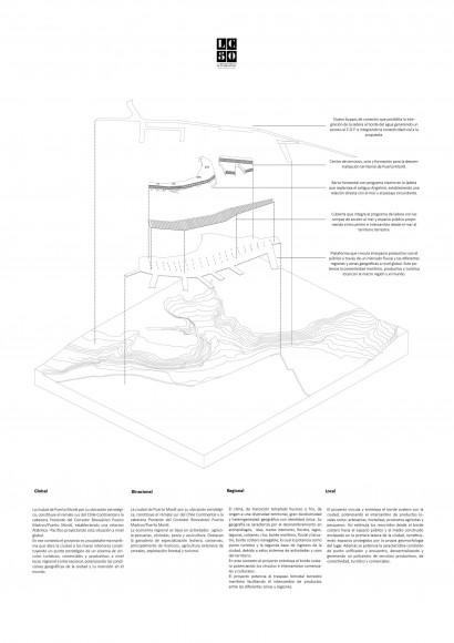 Angelmó / Lámina 02. Image Cortesía de Arquitectura Caliente