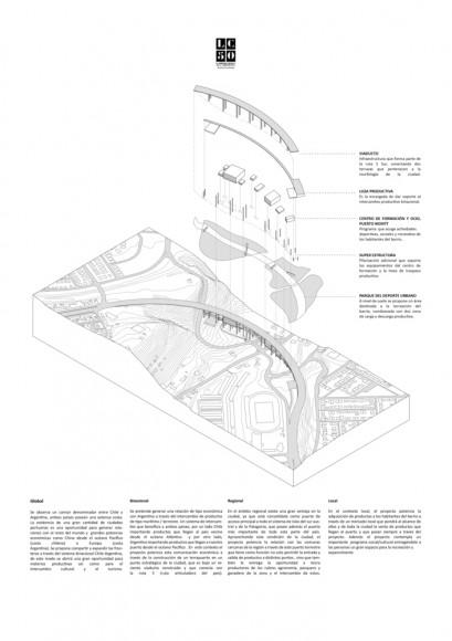 Viaducto / Lámina 02. Image Cortesía de Arquitectura Caliente