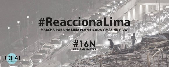 Reacciona Lima