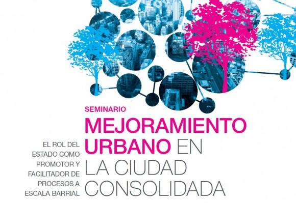 Seminario Mejoramiento Urbano
