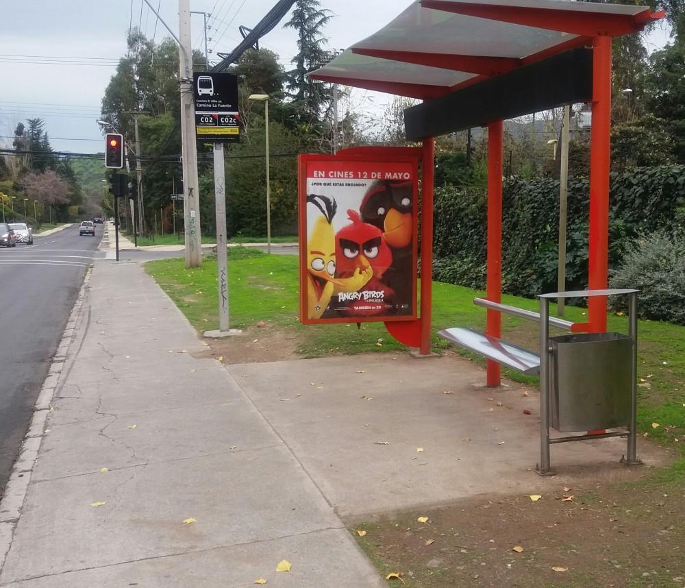Buses y paraderos deben considerar condiciones para que la accesibilidad funcione