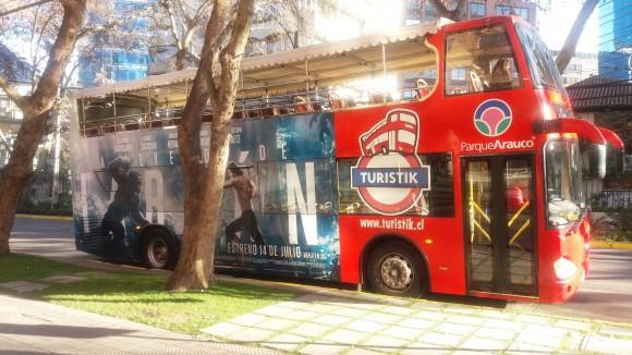 Buses de turismo y sus paradas deben ser accesibles como también los Buses interurbanos y sus terminales.