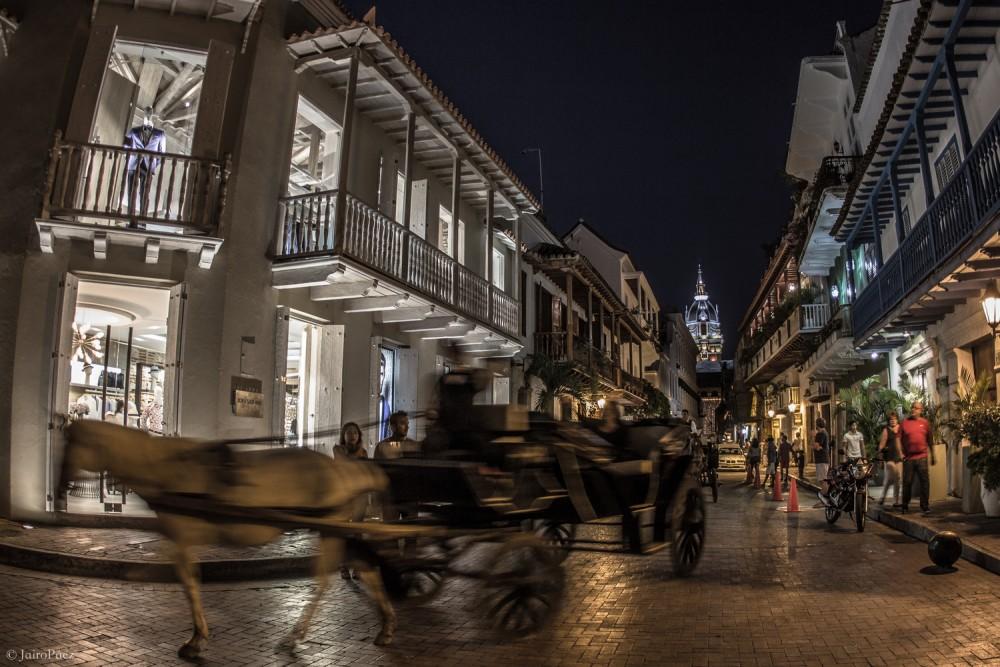 Transformación comercial de Cartagena de Indias, Colombia. Image © Jairo Páez [Flickr], bajo licencia CC BY-NC-ND 2.0