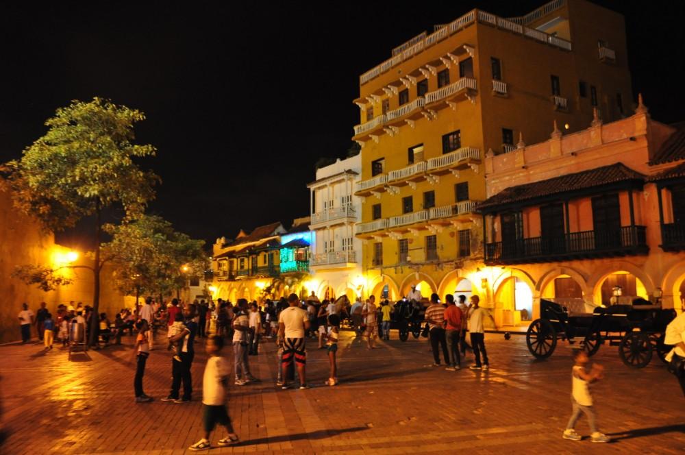 Cartagena de Indias, Colombia. Image © eric molina [Flickr], bajo licencia CC BY 2.0