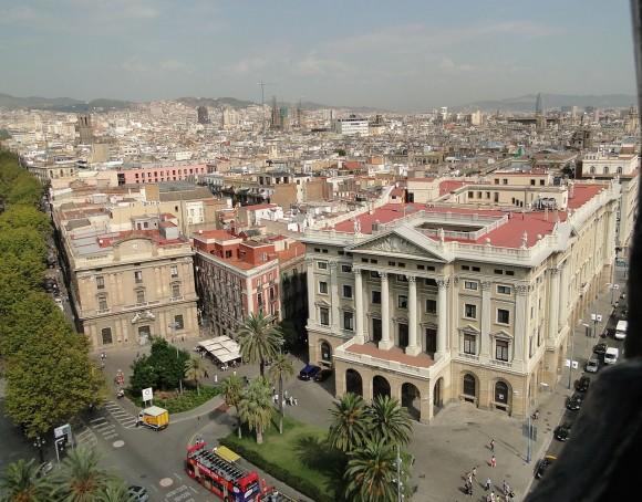 Barcelona, España. © Wikimedia Commons Usuario: Bernard Gagnon. Licencia CC BY-SA 3.0