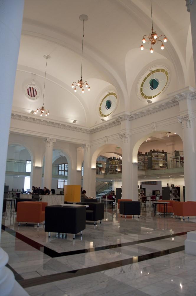 Biblioteca Regional de Antofagasta.