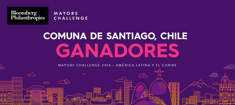 Bloomberg Santiago 2016