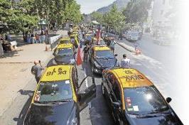 taxis santiago