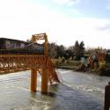 Remate puente rio Tolten