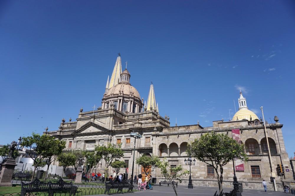 Catedral de Guadalajara. © Flickr Usuario: xiroro. Licencia: CC BY-NC-ND 2.0