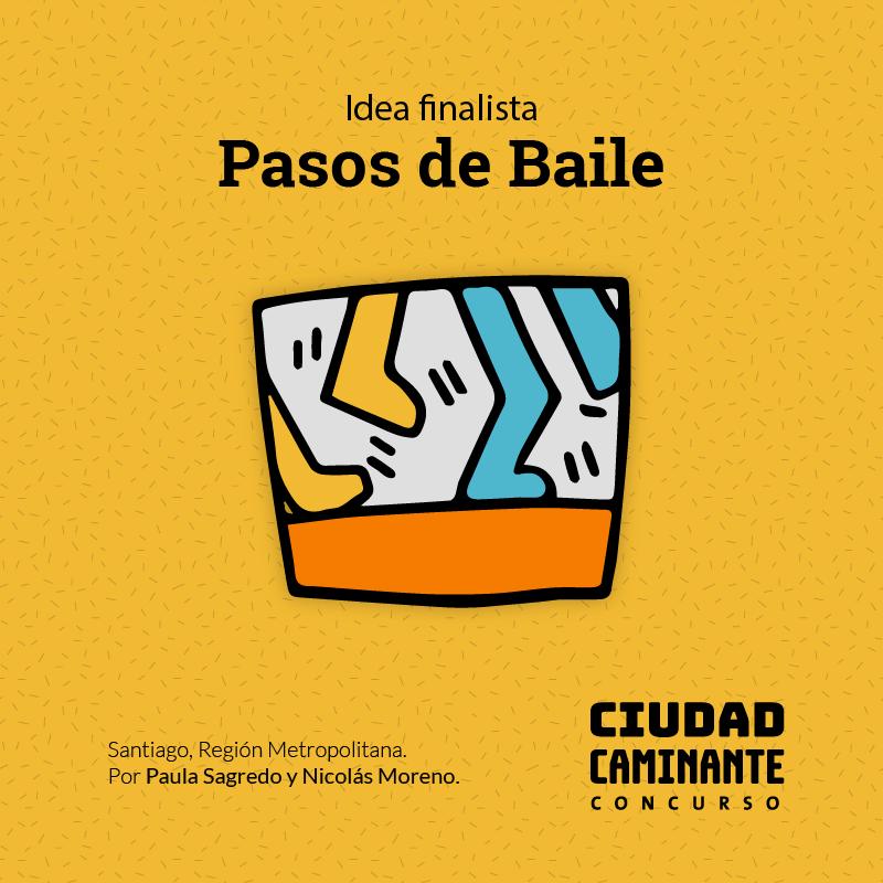 Concurso Ciudad Caminante Pasos de Baile