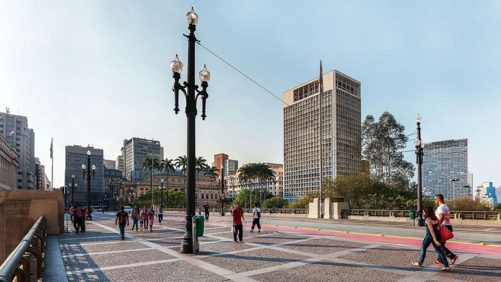 Sao Paulo, Brasil.   © Wikimedia Commons Usuario: The Photographer Licencia: CC0 1.0