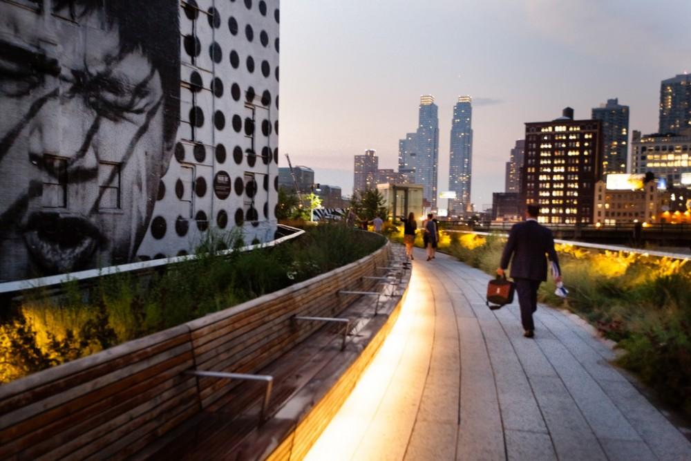 High Line Nueva York Flickr Usuario Dan Nguyen Licencia CC BY-NC 2.0
