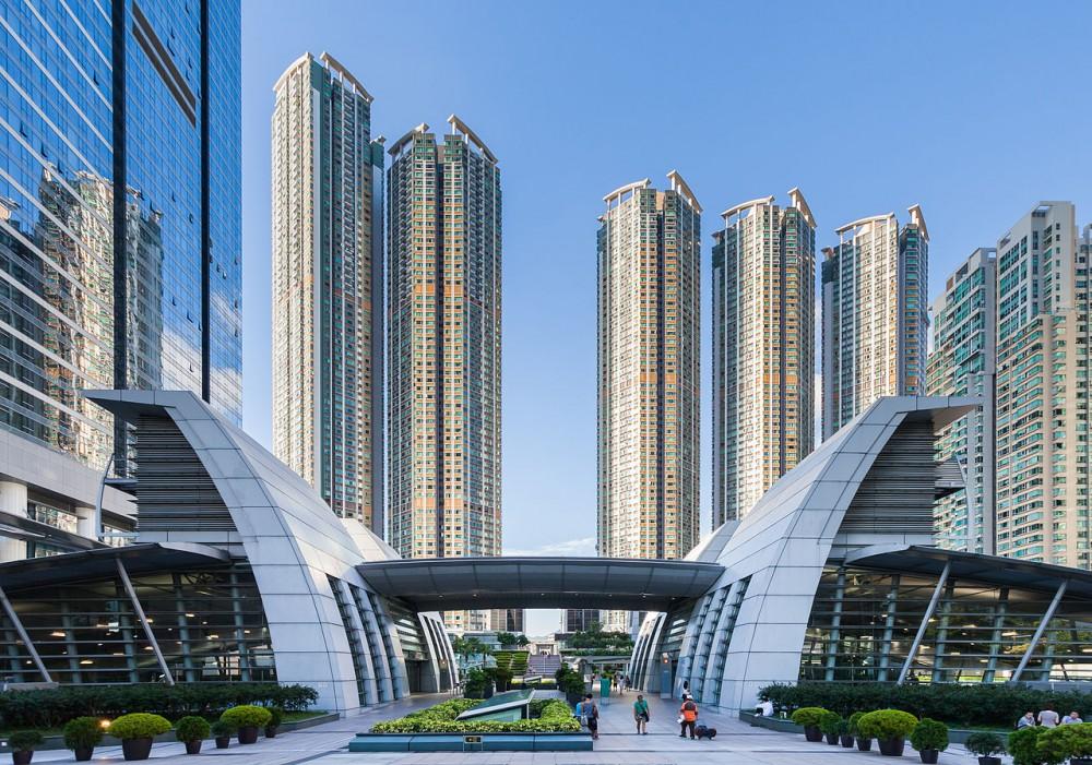 Hong Kong, China. Wikimedia Commons Usuario: Diego Delso, delso.photo. Licencia CC BY-SA 4.0